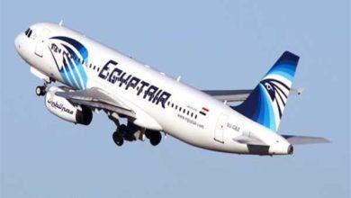 Photo of مصر للطيران تشهد أعلى معدل تشغيل يومي بتسيير 60 رحلة جوية
