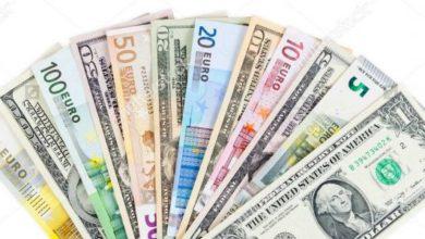 Photo of سعر الدولار والعملات الأجنبية والعربية اليوم الخميس