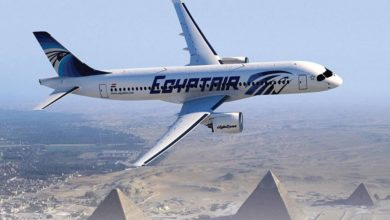 Photo of مصر للطيران تنقل اليوم 5600 راكب على 51 رحلة جوية منتظمة