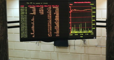 Photo of ارتفاع مؤشر البورصة الرئيسي بمستهل تعاملات اليوم