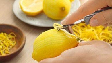 Photo of صيدلية طبيعية مذهلة.. لا ترمي قشر الليمون لهذه الأسباب