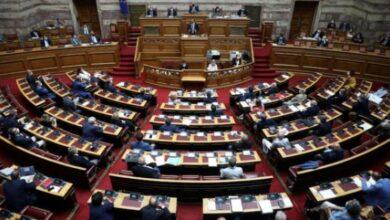 Photo of البرلمان اليوناني يصادق على اتفاقية ترسيم الحدود البحرية مع مصر
