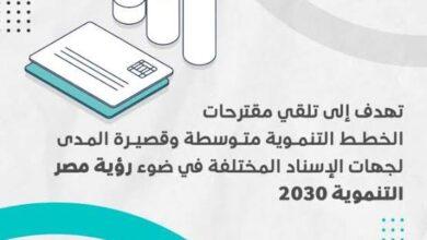 Photo of وزارة التخطيط والتنمية الاقتصادية تنشر سلسلة من الانفوجرافات حول المنظومة المتكاملة لإعداد ومتابعة تنفيذ الخطة الاستثمارية