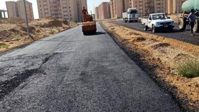"Photo of وزير الإسكان: جارٍ الانتهاء من أعمال المرافق بأراضي الإسكان ""المتميز""بالمنطقة الشمالية بمدينة بدر"