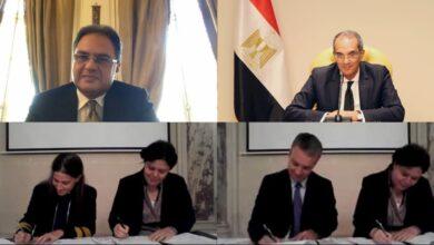Photo of عبر تقنية الفيديوكونفرنس الدكتور/ عمرو طلعت وزير الاتصالات وتكنولوجيا المعلومات