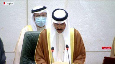 Photo of الشيخ نواف الصباح يؤدي اليمين الدستورية أميرا للكويت