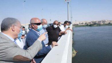 Photo of النقل يتفقد محور سمالوط على النيل بتكلفة 1.872 مليار جنيه