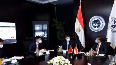 Photo of رئيس هيئة الاستثمار يبحث مع السفير الصيني بالقاهرة تيسير إجراءات جذب الاستثمارات الصينية الجديدة إلى مصر