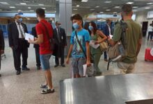 Photo of مطار شرم الشيخ يستقبل رحلة شركة اير كايرو من أرمينيا ومطار برج العرب يستقبل أولى رحلات شركة Wizz Air من ميلانو