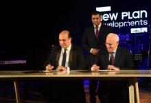"""Photo of """" نيوبلان """" للتطوير العقارى توقع بروتوكولا لتطوير """"ساحة مصر"""" بمحافظة بورسعيد"""