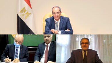 Photo of وزير الاتصالات يشهد توقيع اتفاقية تعاون مع جامعة الإسكندرية