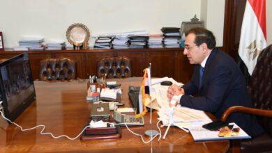 Photo of وزير البترول يعتمد نتائج أعمال شركتي بترول الصحراء الغربية وبدر-1