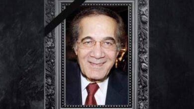 Photo of وداعًا الفنان الكبير.. يوسف الشريف ينعى محمود ياسين