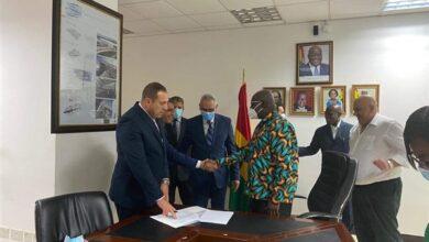 Photo of مصر للطيران توقع مذكرة تفاهم مع غانا لتأسيس شركة طيران جديدة بأفريقيا