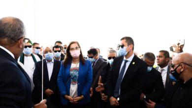 Photo of وزيرة التخطيط تفتتح وحدة المعالجة الثلاثية للصرف الصحي بمحافظة سوهاج
