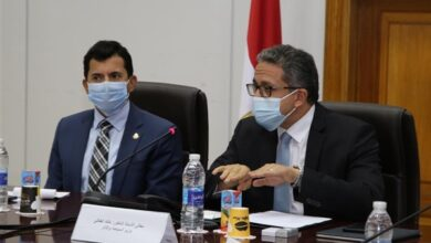Photo of وزير السياحة: الاستفادة من البطولات الرياضية بالخارج لترويج مصر
