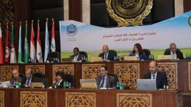 Photo of وزير النقل يترأس إجتماع الدورة 65 للمكتب التنفيذي لمجلس وزراء النقل العرب