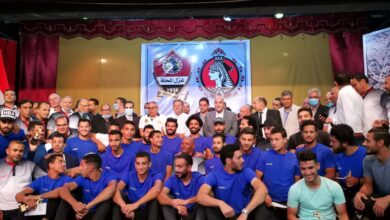 Photo of وزير قطاع الأعمال العام يشهد احتفالية صعود فريق غزل المحلة للدوري الممتاز
