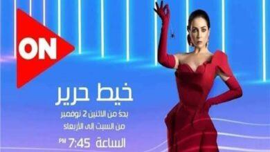 "Photo of 2 نوفمبر موعد عرض مسلسل ""خيط حرير"" على قناة ON"