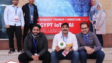 Photo of أكاديمية البحث العلمي تدعم 320 مشروع تخرج في تحدي مصر لانترنت الأشياء