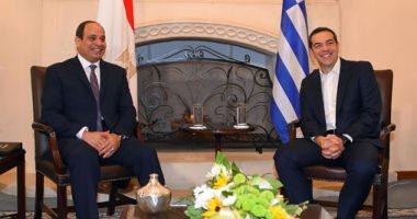 Photo of رئيس وزراء اليونان السابق للرئيس السيسي: مصر دعامة الأمن والاستقرار في المنطقة
