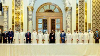 Photo of جامع تجري لقاءات مكثفة مع كبريات المجموعات الاستثمارية الإماراتيه