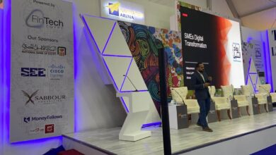 Photo of متبرعا بجناح للشركات الناشئة.. «صبور» يشارك بمعرض ومؤتمر Innovation Arena Cairo ICT 2020