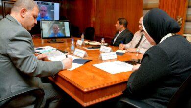 Photo of وزيرة التجارة والصناعة تستعرض مع ممثلي البنك الدولي منظومة الإجراءات والاصلاحات الهيكلية فى الاقتصاد المصرى