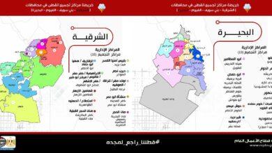 Photo of مراكز توزيع زراعة القطن المصري