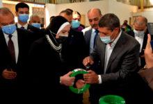 Photo of وزيرة التجارة والصناعة ومحافظ القليوبية يتفقدان عدد من المصانع بمنطقتى باسوس والعكرشة
