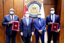 Photo of توقيع اتفاقية تعاون بين مؤسسة استثمارات الطاقة الأفريقية والبنك الأفريقي للاستيراد والتصدير