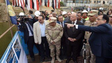 Photo of رئيس الوزراء يتفقد مشروع «ممشى أهل مصر»