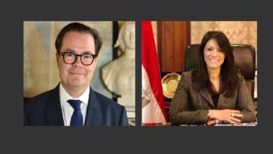 Photo of وزيرة التعاون الدولي تبحث مع السفير الفرنسي بالقاهرة تعزيز العلاقات الاقتصادية ودعم أجندة التنمية الوطنية