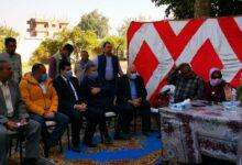 Photo of توفيق يشهد مزادا للقطن بالزقازيق ضمن منظومة تجارة القطن الجديدة