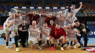 Photo of غدا نهائى بطولة العالم لكرة اليد بين الدنمارك والسويد