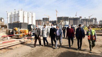 """Photo of مسئولو """"الإسكان"""" يتفقدون مشروعات تطوير منطقة مثلت ماسبيرو"""