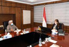 Photo of وزيرة التخطيط تلتقى رئيس شركة إمارتس للحلول الذكية التابعة لاعتماد القابضة الإماراتية