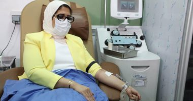 Photo of الصحة: العدوى لا تنتقل أثناء التبرع بالدم.. وأدوات المتبرع تستخدم مرة واحدة