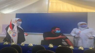 Photo of وزيرة الصحة: مصر حجزت 100 مليون جرعة من لقاح كورونا