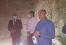 Photo of وزير السياحة والآثار يفتتح أعمال ترميم وتطوير معبد إيزيس بأسوان