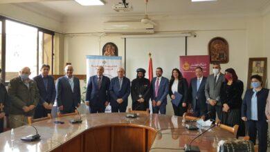 Photo of بنك مصر يوقع بروتوكول تعاون مع أسقفية الخدمات العامة والاجتماعية والمسكونية لميكنة المدفوعات
