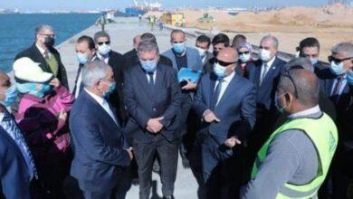 Photo of وزير النقل: إنهاء إنشاء أرصفة المحطة متعددة الأغراض بميناء الإسكندرية أواخر2021
