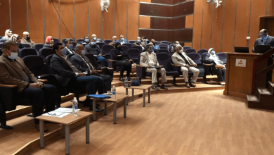 Photo of د. هالة السعيد: نحرص على تنفيذ توجه الدولة نحو عملية التحول الرقمي