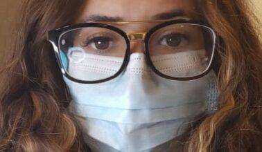 Photo of النظارة .. هل تحميك من الاصابة بكورونا ؟