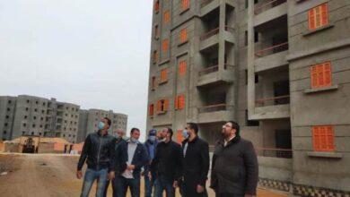 "Photo of الإسكان: 55% نسبة تنفيذ 24888 شقة بمبادرة ""سكن كل المصريين"" بأكتوبر الجديدة"