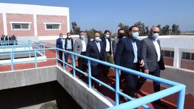 Photo of خلال زيارته للمنوفية: رئيس الوزراء يتفقد محطة مياه الباجور