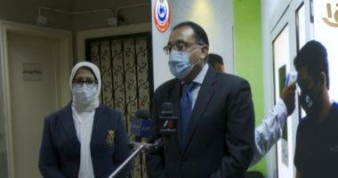 Photo of بدء تطعيم المواطنين بلقاح فيروس كورونا بحضور رئيس الوزراء