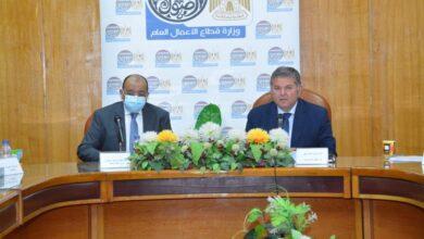 Photo of وزيرا قطاع الأعمال والتنمية المحلية يناقشان مع 4 محافظين الأماكن المقترحة لمحطات شحن السيارات الكهربائية