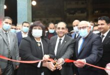 Photo of وزيرة الثقافة ومحافظ بورسعيد يعيدان افتتاح سينما مصر بعد تطويرها