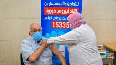 Photo of وزيرة الصحة: تطعيم 1141 مواطنًا بلقاح فيروس كورونا فى اليوم الأول